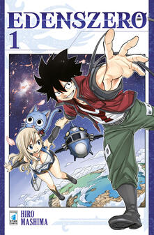 Edens zero. Vol. 1 - Hiro Mashima - copertina