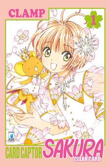 Letterarioprimopiano.it Card Captor Sakura. Clear card. Vol. 1 Image