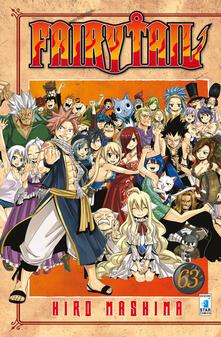 Winniearcher.com Fairy Tail. Vol. 63 Image