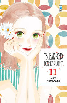 Tsubaki-chou Lonely Planet. Vol. 11 - Mika Yamamori - copertina