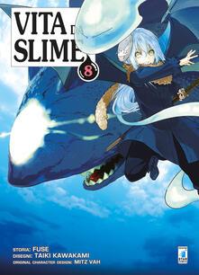 Vita da slime. Vol. 8 - Fuse - copertina