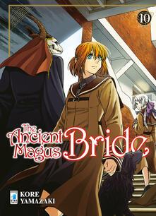 The ancient magus bride. Vol. 10 - Kore Yamazaki - copertina