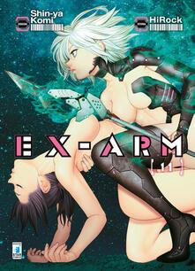 Ex-Arm. Vol. 11 - HiRock - copertina