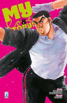 My love story!!. Vol. 8 - Kazune Kawahara - copertina