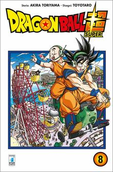 Lpgcsostenible.es Dragon Ball Super. Vol. 8 Image
