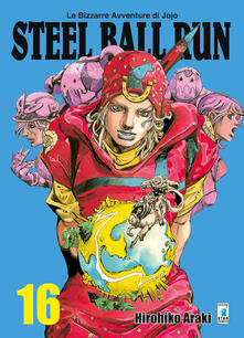 Charun.it Steel ball run. Le bizzarre avventure di Jojo. Vol. 16 Image