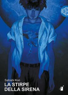 La stirpe della sirena - Satoshi Kon - copertina