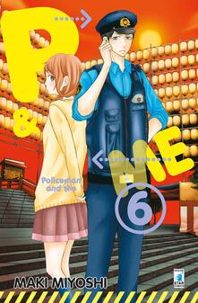 Radiospeed.it P&me. Policeman and me. Vol. 6 Image