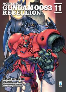Camfeed.it Rebellion. Mobile suit Gundam 0083. Vol. 11 Image