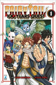 Listadelpopolo.it Fairy Tail. 100 years quest. Vol. 1 Image