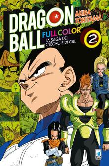 Winniearcher.com La saga dei cyborg e di Cell. Dragon Ball full color. Vol. 2 Image
