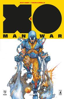 Antondemarirreguera.es X-O Manowar. Nuova serie. Vol. 7: Eroe. Image