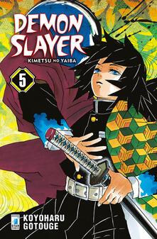 Camfeed.it Demon slayer. Kimetsu no yaiba. Vol. 5 Image
