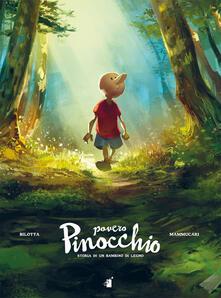 Writersfactory.it Povero pinocchio. Storia di un bambino di legno Image