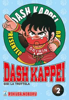 Capturtokyoedition.it Dash Kappei. Gigi la trottola. Vol. 2 Image