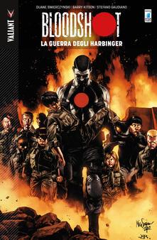 Criticalwinenotav.it Bloodshot. Vol. 3: La guerra dei Harbinger Image
