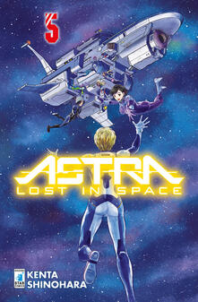 Antondemarirreguera.es Astra. Lost in space. Vol. 5 Image