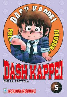 Listadelpopolo.it Dash Kappei. Gigi la trottola. Vol. 5 Image