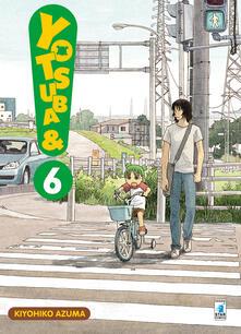 Yotsuba&!. Vol. 6 - Kiyohiko Azuma - copertina