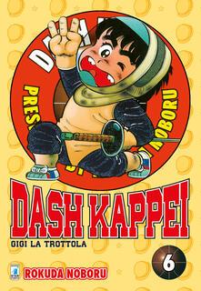Festivalpatudocanario.es Dash Kappei. Gigi la trottola. Vol. 6 Image