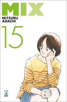 Mix. Vol. 15 - Mitsuru Adachi - copertina