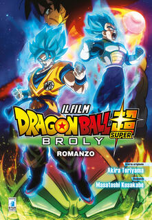 Listadelpopolo.it Broly. Dragon ball Super Image