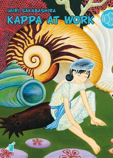 Kappa at work - Imiri Sakabashira - copertina