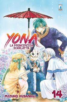 Promoartpalermo.it Yona la principessa scarlatta. Vol. 14 Image