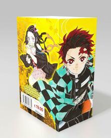 Demon slayer. Kimetsu no yaiba. Starter pack. Vol. 1-5.pdf