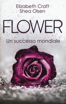 Flower - Elizabeth Craft,Shea Olsen - copertina