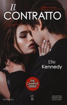 Il contratto. The campus series - Elle Kennedy - copertina