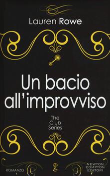 Winniearcher.com Un bacio all'improvviso. The Club series Image