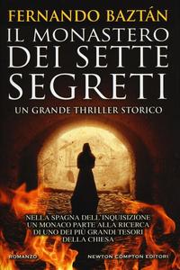 Libro Il monastero dei sette segreti Fernando Baztán