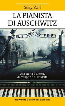 La pianista di Auschwitz - Suzy Zail - copertina