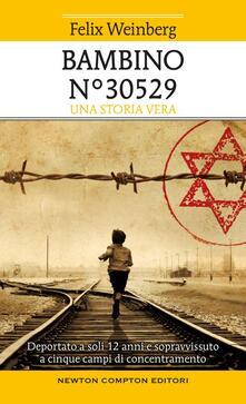 Bambino n°30529 - Felix Weinberg - copertina