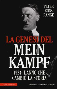 Steamcon.it La genesi del Mein Kampf. 1924: l'anno che cambiò la storia Image