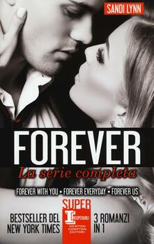 Winniearcher.com Forever. La serie completa: Forever with you-Forever everyday-Forever us Image