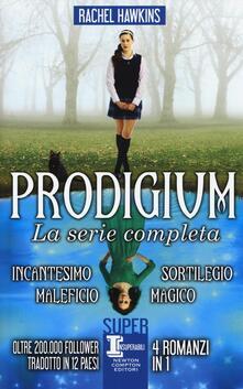 Prodigium. La serie completa: Incantesimo-Maleficio-Sortilegio-Magico.pdf