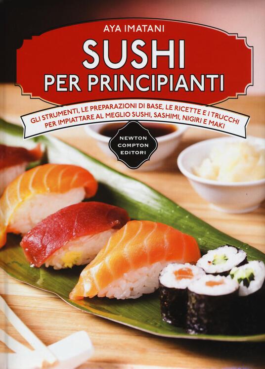 Sushi per principianti - Aya Imatani - copertina