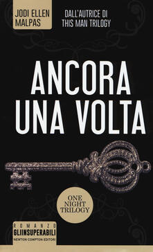 Ancora una volta. One night trilogy - Jodi Ellen Malpas - copertina
