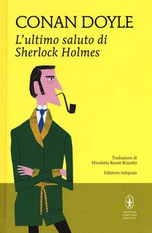 L ultimo saluto di Sherlock Holmes.pdf