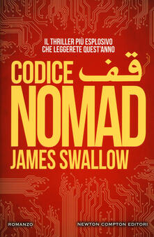 Codice Nomad - James Swallow - copertina