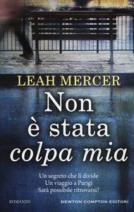 Libro Non è stata colpa mia Leah Mercer