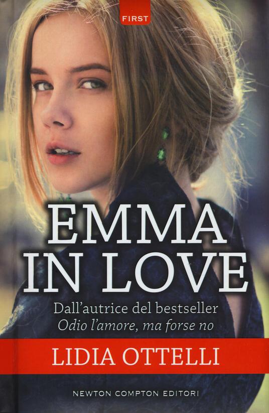 Emma in love - Lidia Ottelli - copertina