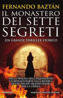 Il monastero dei sette segreti - Fernando Baztán,Marta Lanfranco - ebook