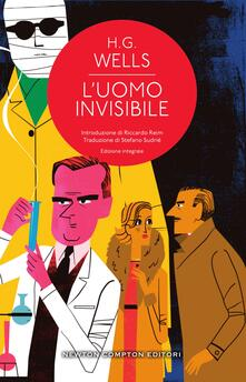 L' uomo invisibile. Ediz. integrale - Stefano Sudrié,Herbert George Wells - ebook