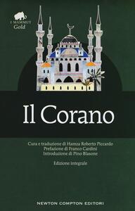 Il Corano. Ediz. integrale - copertina