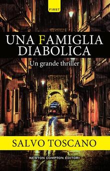 Una famiglia diabolica - Salvo Toscano - copertina