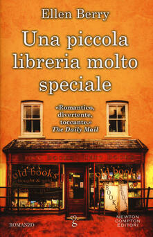 Una piccola libreria molto speciale - Ellen Berry - copertina