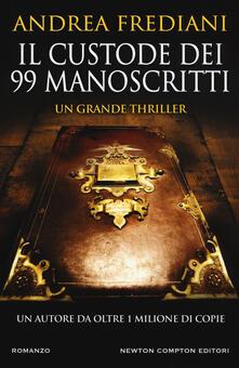 Squillogame.it Il custode dei 99 manoscritti Image
